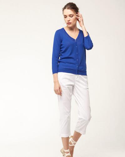 Harty royal blue cardigan (1) - 1-2-3