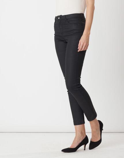 Oliver coated black jeans (3) - 1-2-3