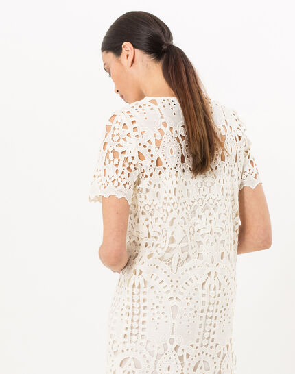 Bergamote cream lace dress (3) - 1-2-3