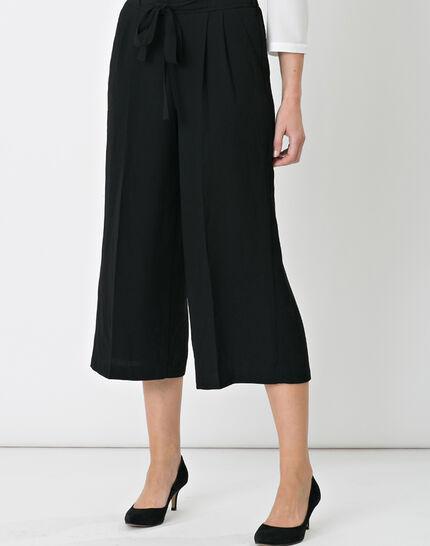 Dan black harem trousers (3) - 1-2-3