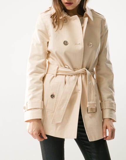Kym pastel pink trench coat (3) - 1-2-3