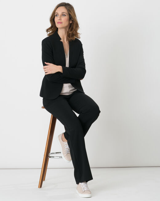 Bea black suit jacket (1) - 1-2-3