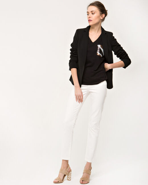 Akira black tailored jacket (1) - 1-2-3