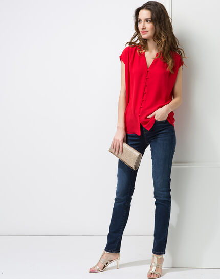 Fiona red blouse (3) - 1-2-3