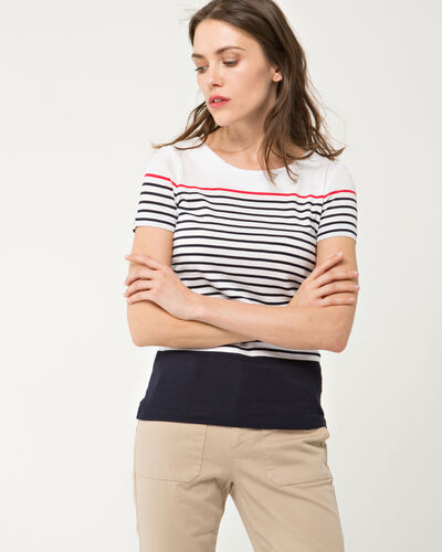 Lucie striped T-shirt (1) - 1-2-3