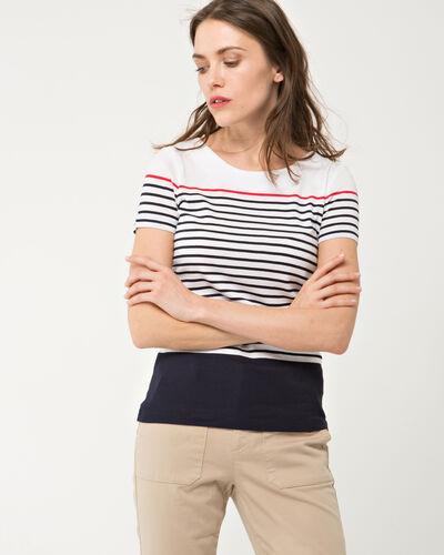 Tee-shirt rayé Lucie (1) - 1-2-3