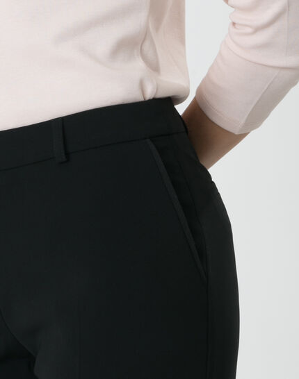 Pepin tailored black trousers (5) - 1-2-3
