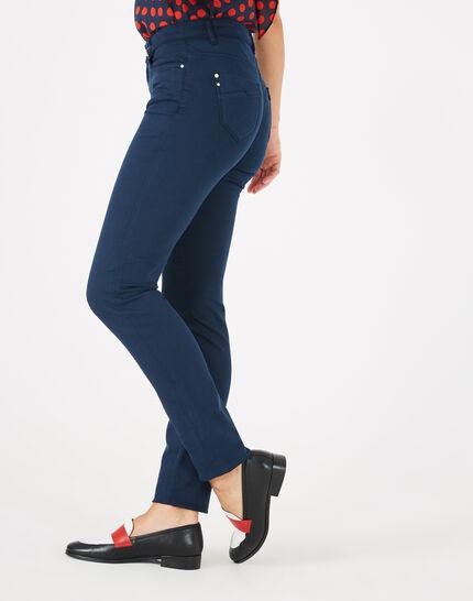 William slim-cut blue trousers (2) - 1-2-3