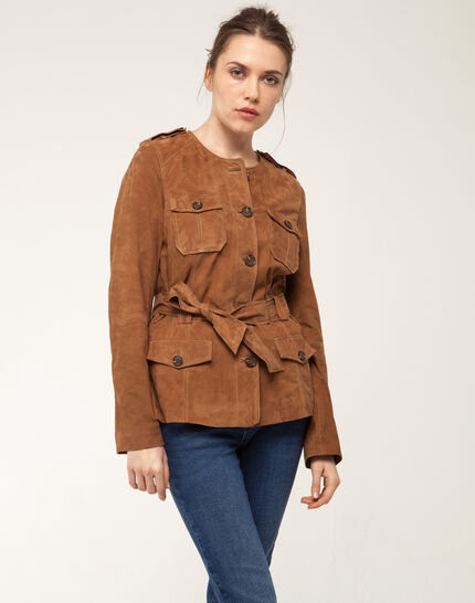 Gaspard camel safari jacket PhotoZ | 1-2-3