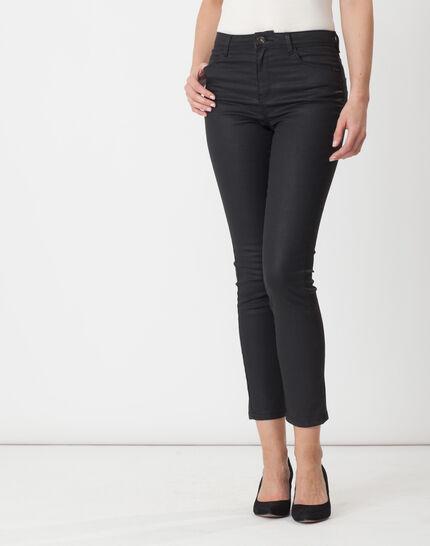 Oliver coated black jeans PhotoZ | 1-2-3