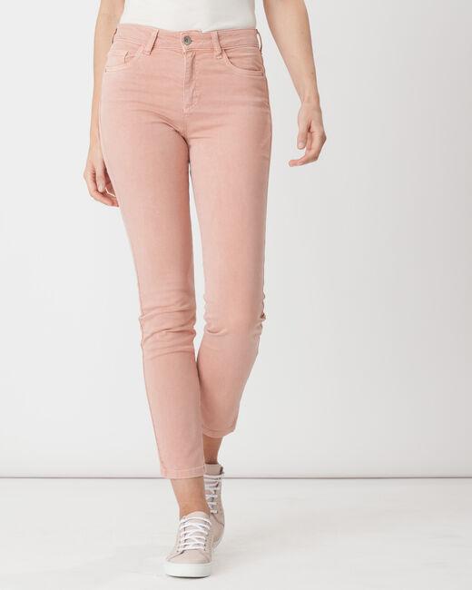 Pantalon rose pâle 7/8ème Oliver (2) - 1-2-3