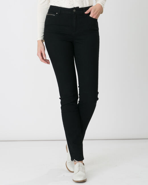 Pantalon slim poche zippée William (2) - 1-2-3