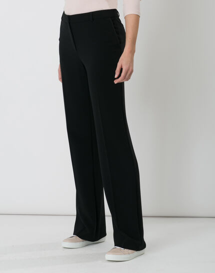 Pepin tailored black trousers (3) - 1-2-3