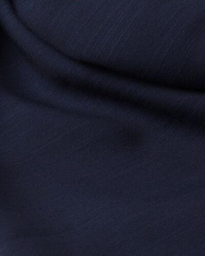 Sylviane navy blue beaded stole (2) - 1-2-3