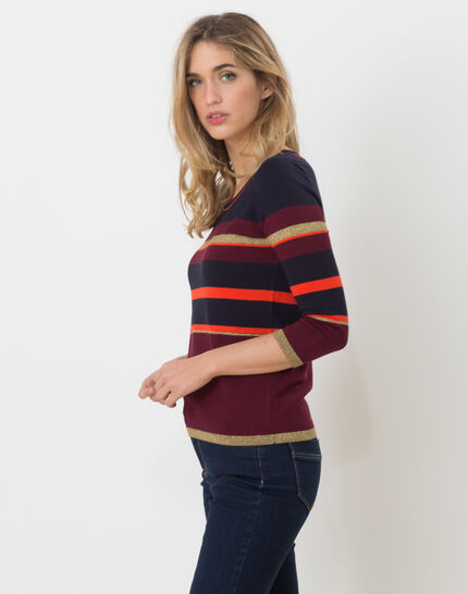 Hélios striped sweater (3) - 1-2-3