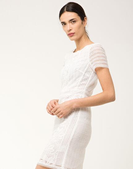 Biba white lace dress (3) - 1-2-3