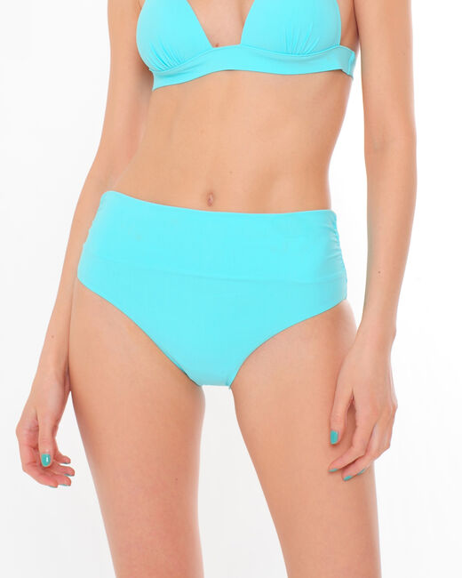 Türkisfarbene Bikini-Hose Juliette (1) - 1-2-3