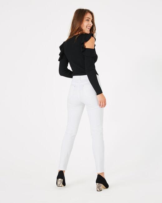 Pantalon blanc 7/8ème Oliver (2) - 1-2-3