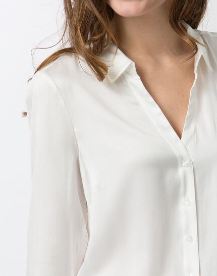 Dany ecru silk shirt (5) - 1-2-3