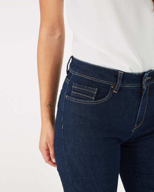 Victor straight raw-cut jeans (2) - 1-2-3