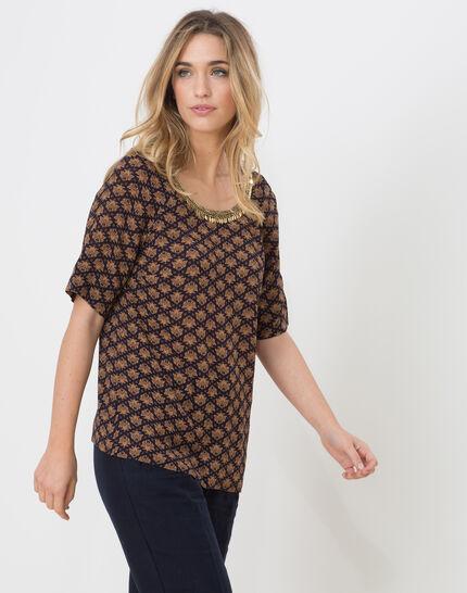 Edison printed blouse (4) - 1-2-3