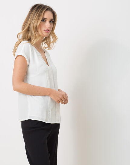 Elsa white shirt with lace (3) - 1-2-3