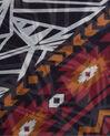 Susanna black printed scarf  (3) - 1-2-3