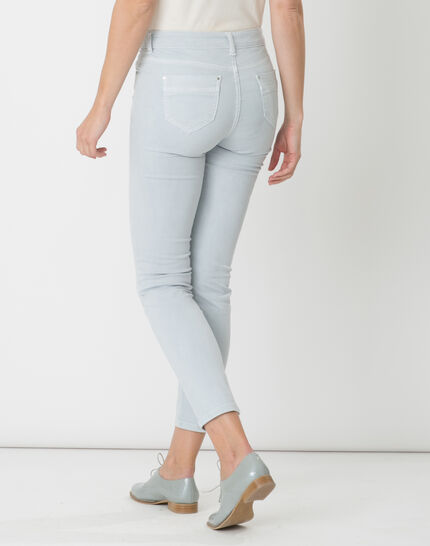 Oliver 7/8 length pale blue trousers (4) - 1-2-3