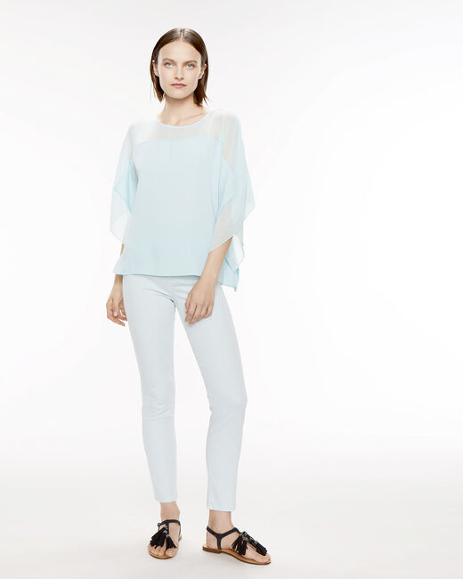 Elaia celadon blouse (2) - 1-2-3