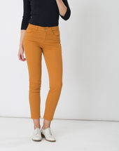 Oliver 7/8th length ochre trousers sun.