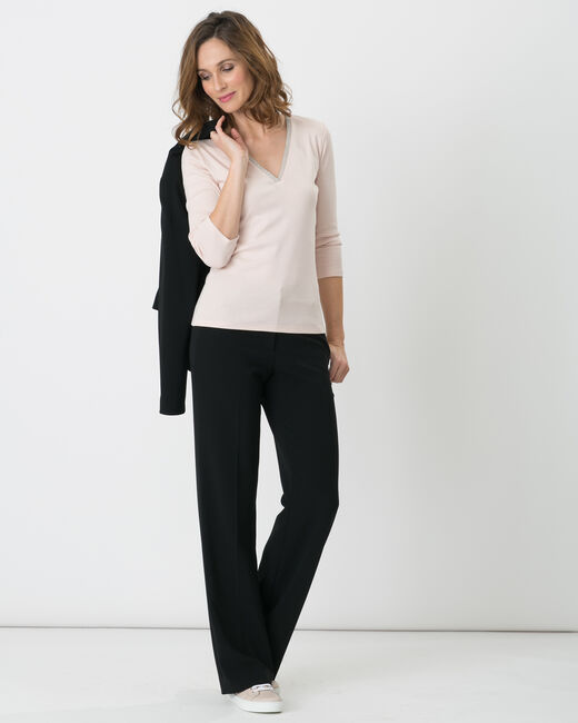 Pepin tailored black trousers (1) - 1-2-3