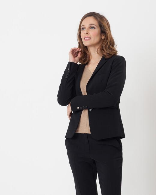 Eve short black jacket (2) - 1-2-3