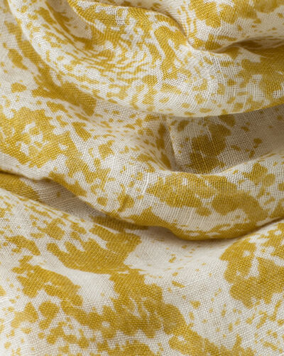 Fou scarf with snake print (2) - 1-2-3