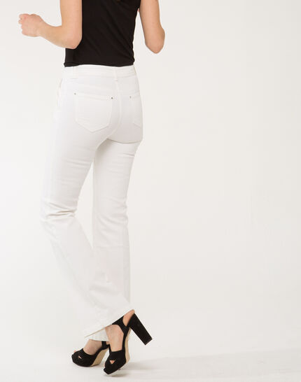 Jean large blanc Jack (4) - 1-2-3