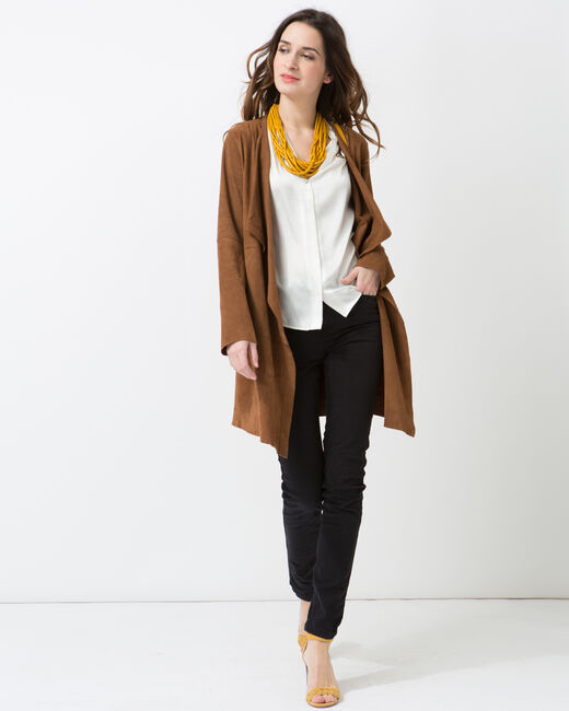 Flo ecru silk blouse (2) - 1-2-3
