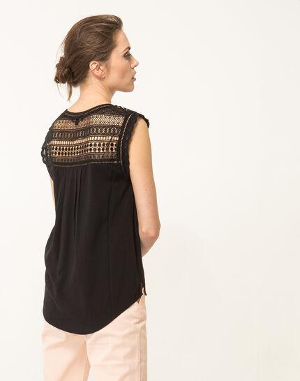 Eden black blouse (5) - 1-2-3
