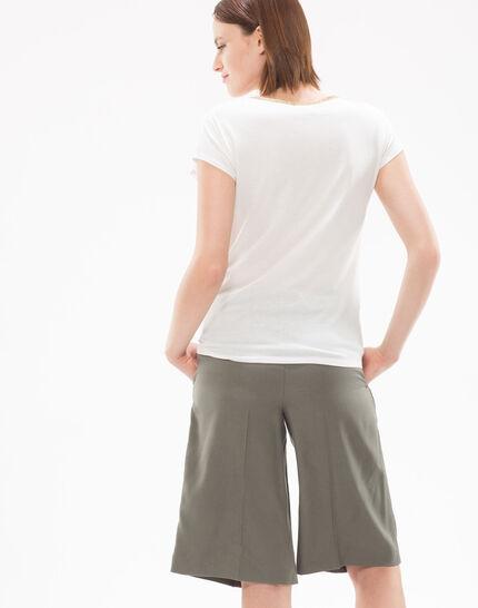 Tee-shirt brodé de fils lurex Nurex (6) - 1-2-3