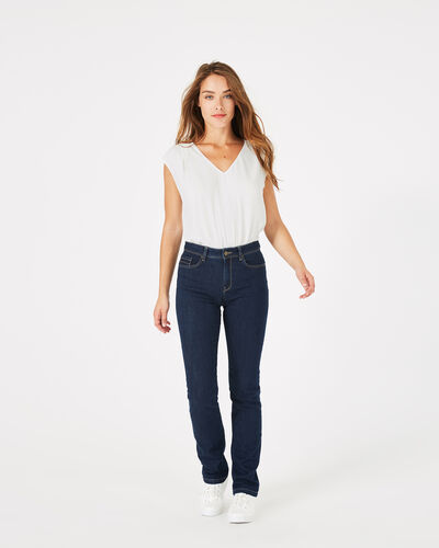 Victor straight raw-cut jeans (1) - 1-2-3