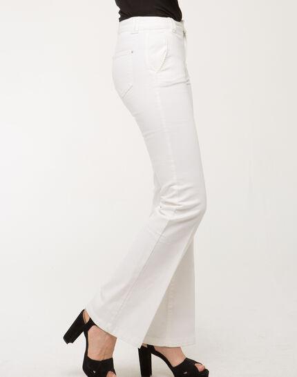 Jean large blanc Jack (3) - 1-2-3