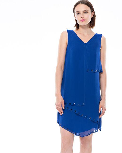 Robe bleue floue cabochons Fabienne (2) - 1-2-3