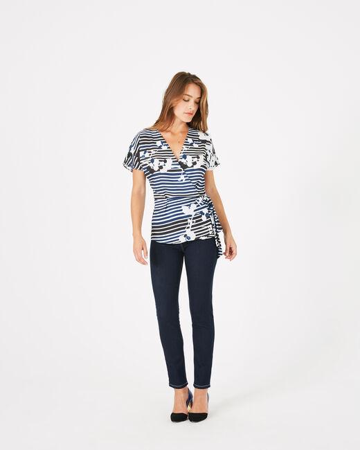 Dereck printed blouse (1) - 1-2-3