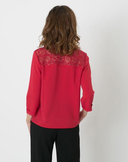 Eleonore raspberry shirt (4) - 1-2-3
