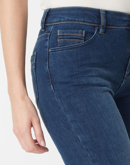 Victor straight stonewashed blue jeans (2) - 1-2-3