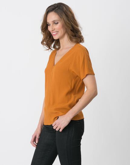 Edwige ochre shirt (3) - 1-2-3