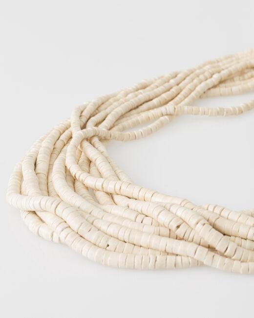 Collier ethnique perlé Wasabi (2) - 1-2-3