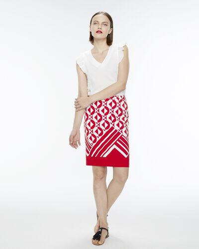 Dolti red skirt (2) - 1-2-3