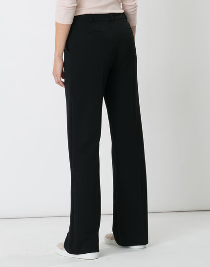 Pepin tailored black trousers (4) - 1-2-3