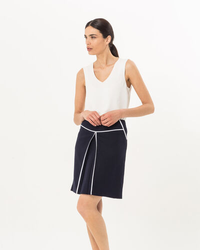Djazz navy blue skirt (1) - 1-2-3