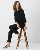 Bea jumpsuit black.