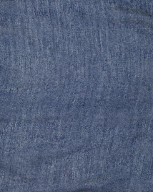 Maeva navy silk stole (1) - 1-2-3